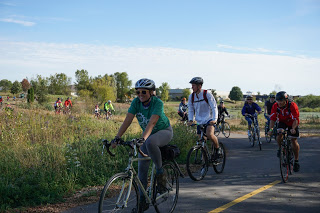 "Another Excellent ""Ride with RENEW"" Bike Tour!"