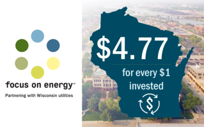 Report: Focus on Energy Fuels Economic Growth in Wisconsin