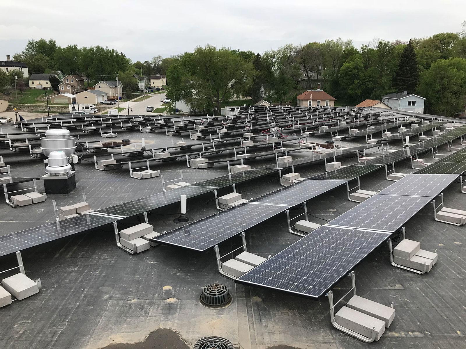 Solar Energy - RENEW Wisconsin
