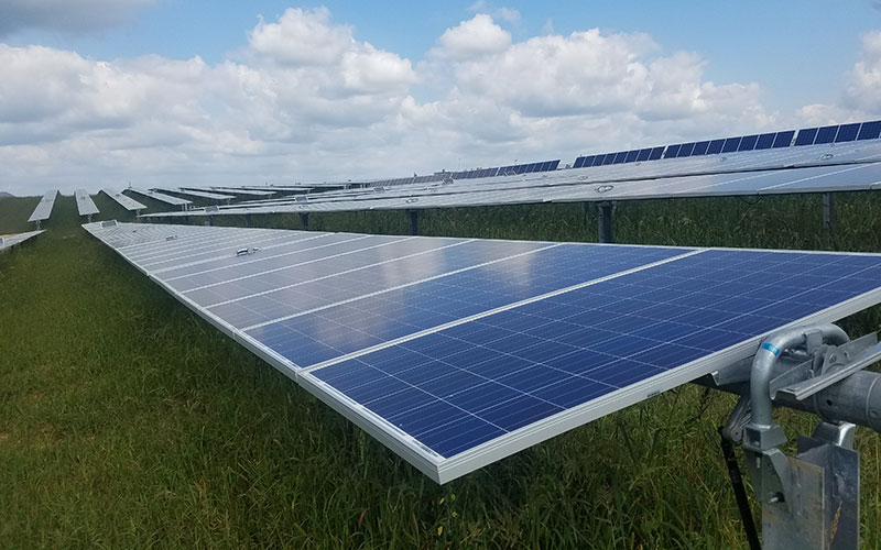 City of Madison Commits Financing to Five Solar Energy Projects
