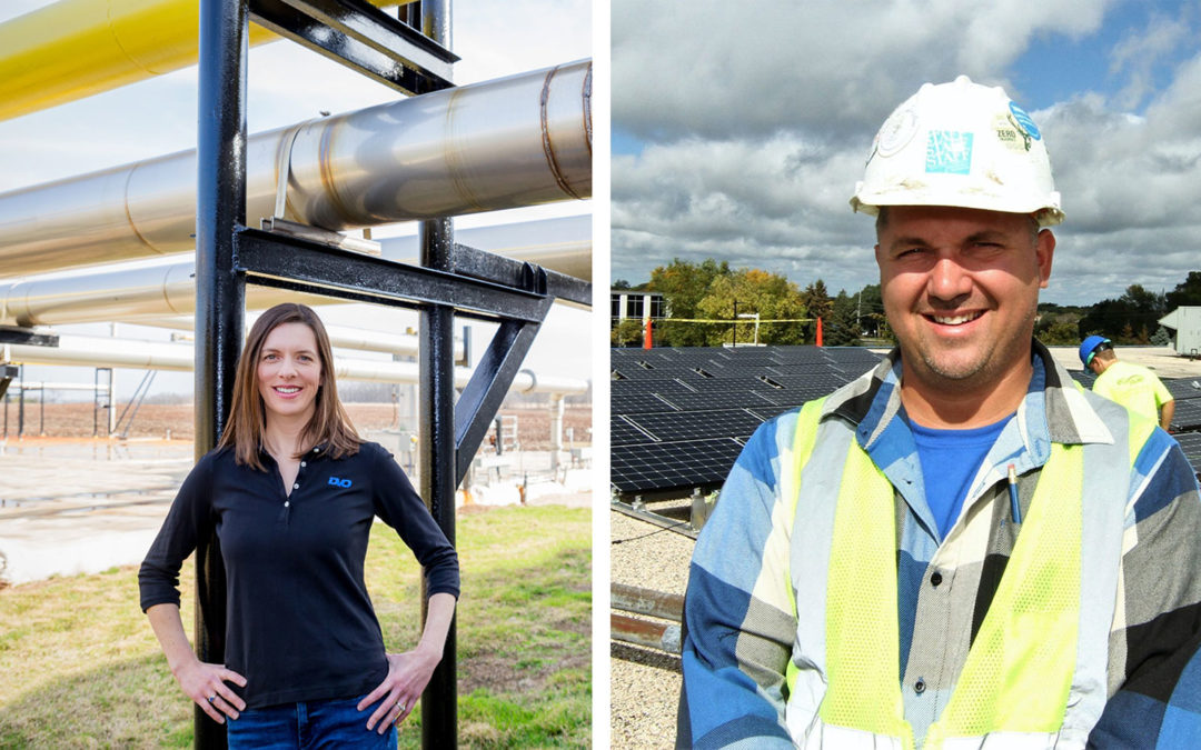 NEW REPORT: Over 75,000 Wisconsin Residents Work in Clean Energy