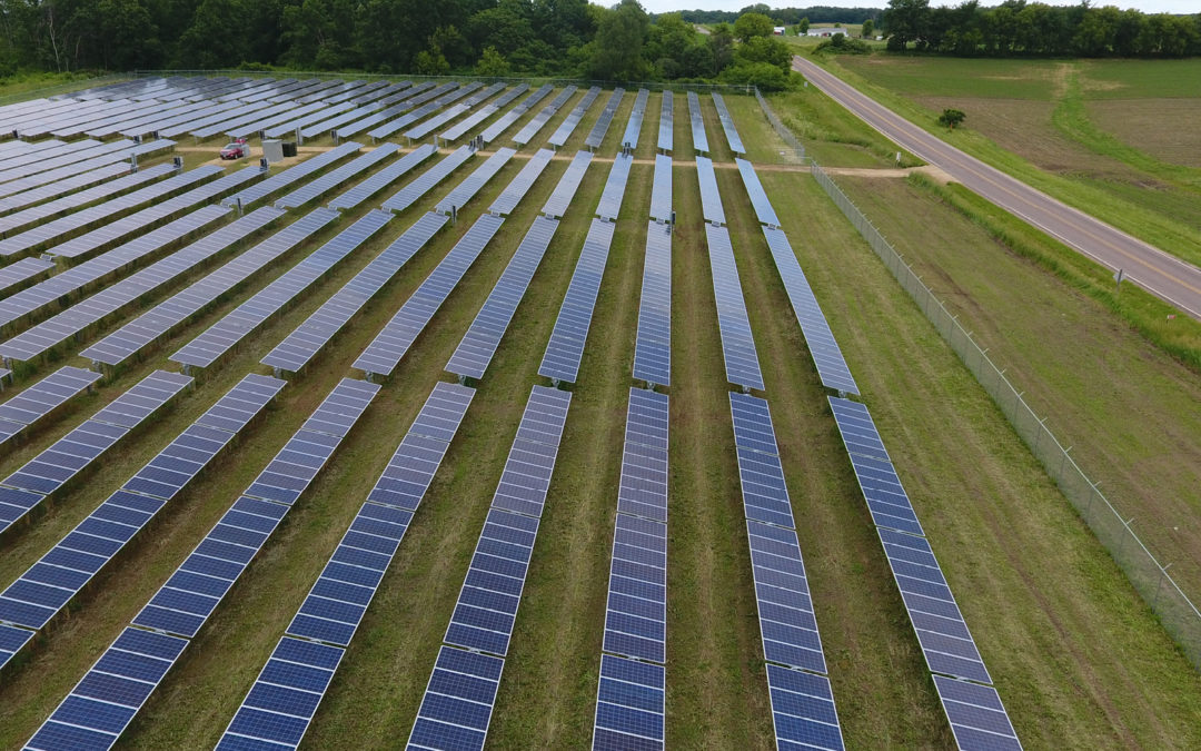 Solar Farms: Homegrown, Healthy, and Smart for Wisconsin