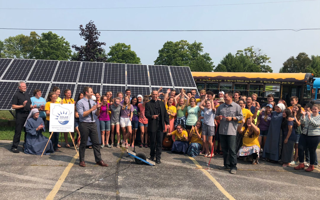 Solar for Good Program Opens Sixth Donation Round to 