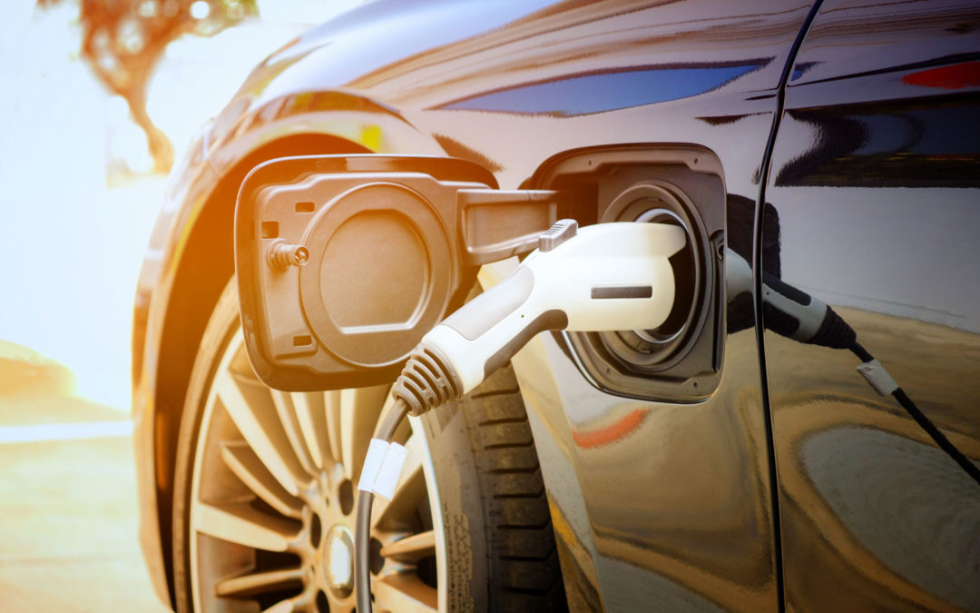 Federal Tax Credit for Electric Vehicle Chargers Renewed