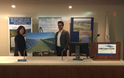RENEW Wisconsin Congratulates Dairyland Power Cooperative & Ranger Power for Solar Power Partnership