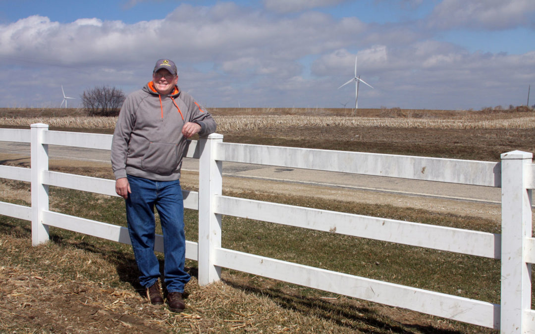 Renewable Energy Stories: Tim McComish