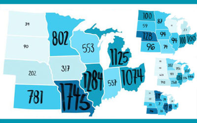 RENEW Wisconsin Electric Vehicle Blog: Midwest Electric Vehicles in 5 Maps (NRDC Guest Blog)