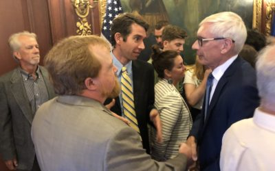 Governor Evers Delivers a Clean Energy Vision for Wisconsin