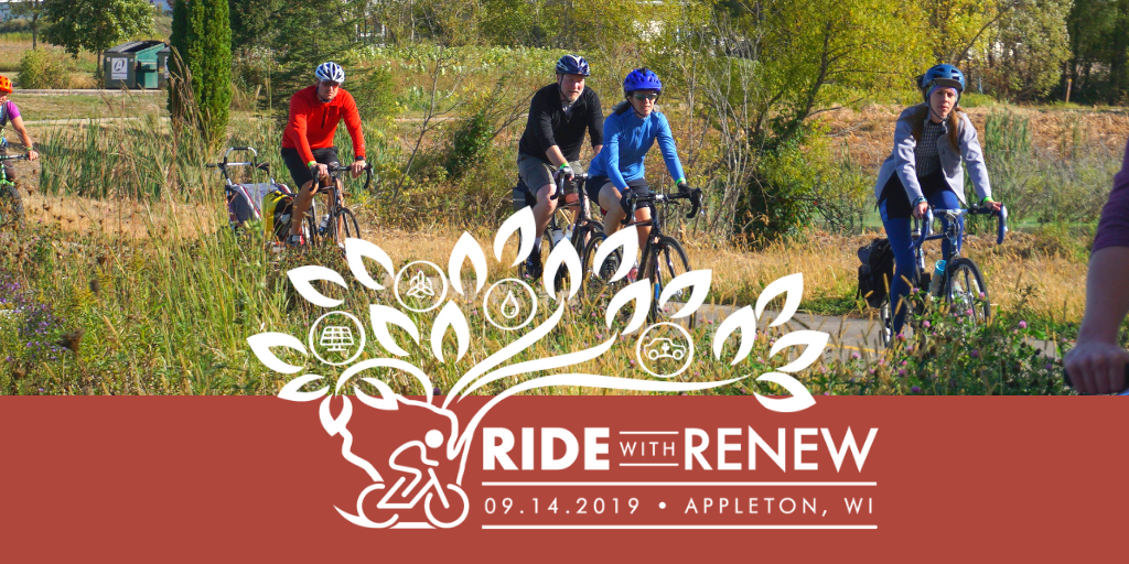 Fox Cities Gear up for  RENEW Wisconsin Bicycle Tour