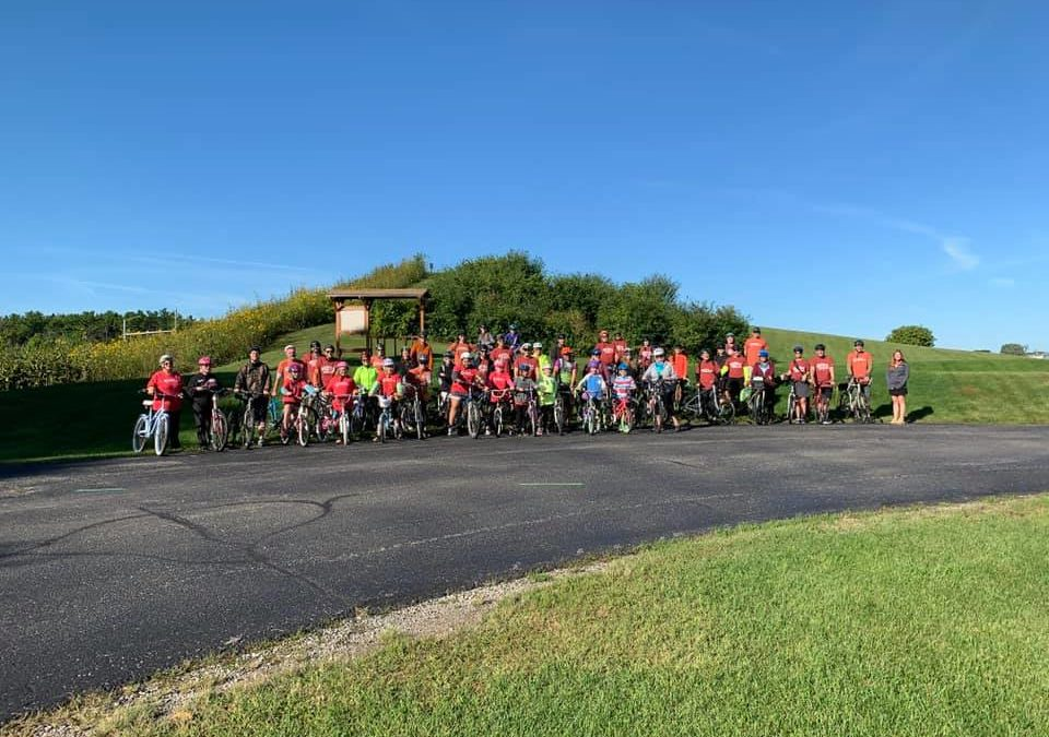 2019 Ride with RENEW in the Fox Cities