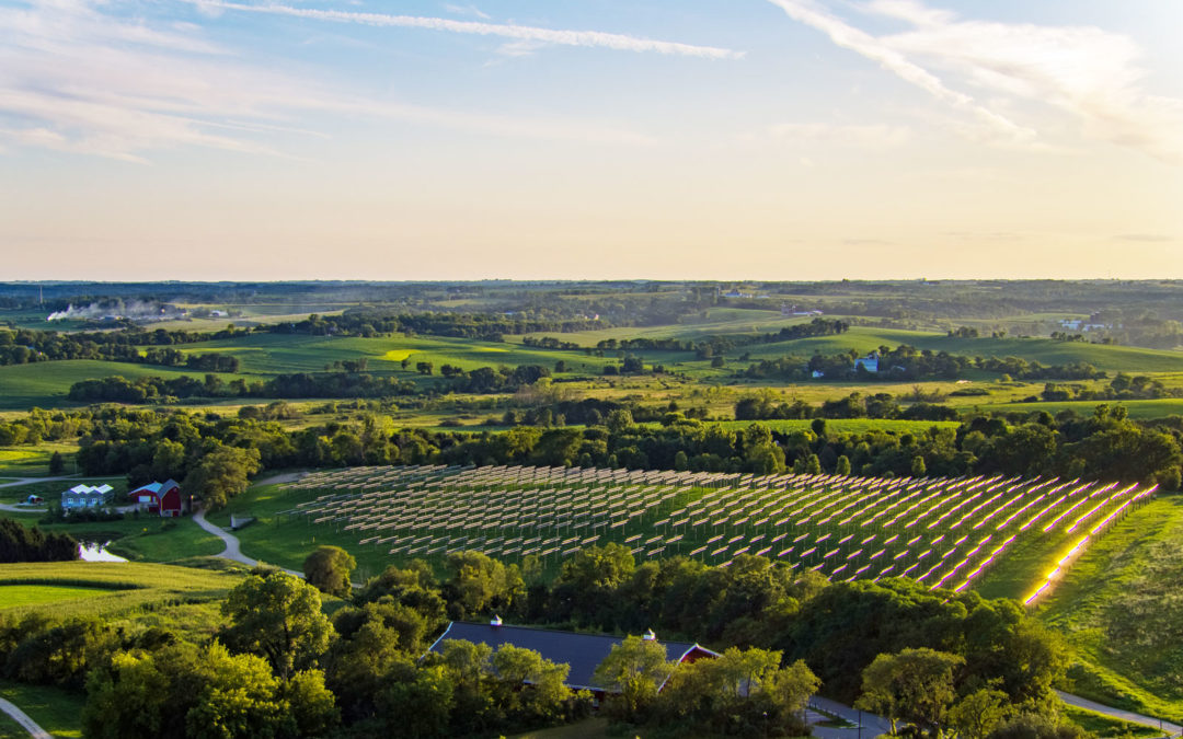 Voice your support for the Paris Solar Energy Center