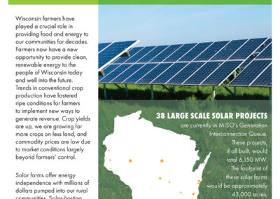 Solar and Agricultural Land Use
