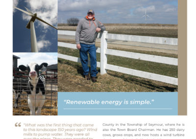 Renewable Energy Story – Tim McComish