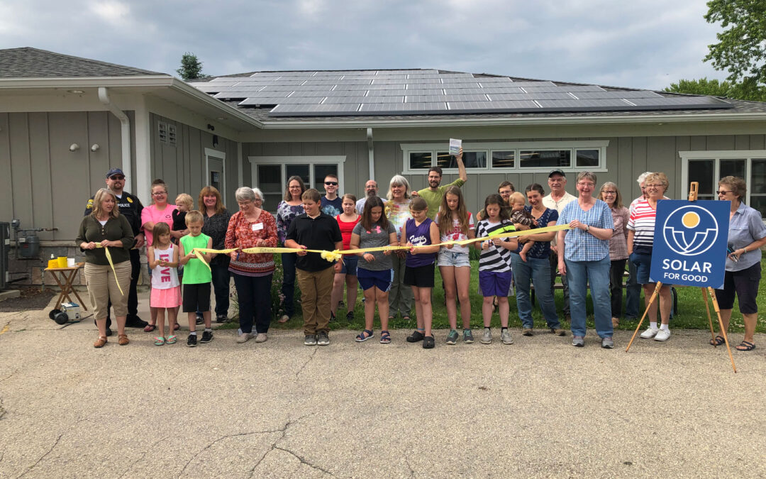 Solar for Good Program Spurs $1.8 Million in Renewable Energy Investments for Wisconsin Nonprofits