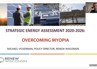 Strategic Energy Assessment