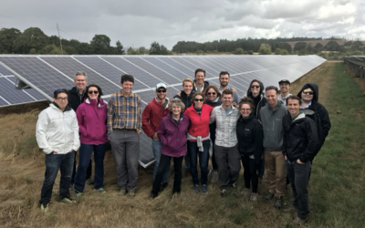 New Day Advocacy Center and The BRICK Ministries Are Going Solar