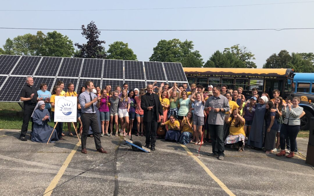 17 More Wisconsin Nonprofits to be Powered by Renewable Energy through RENEW Wisconsin Solar for Good Program