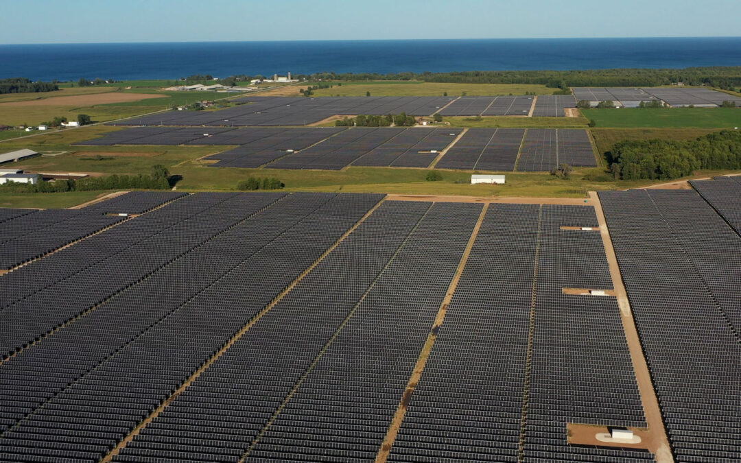 First PSC-approved solar farm up and running
