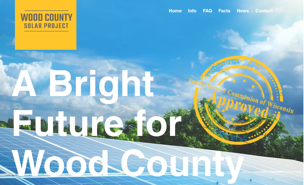 Regulators Approve Permit for Wood County Solar Farm