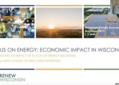 Focus on Energy Webinar