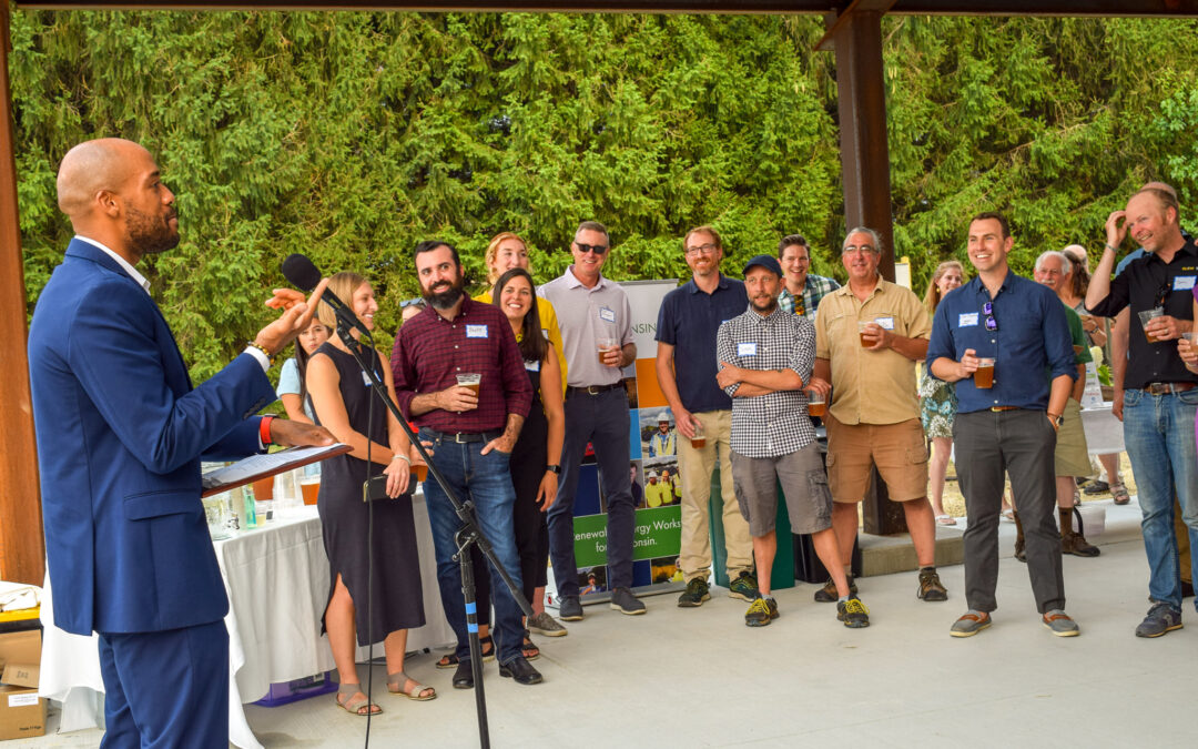 RENEW Celebrates 30 Years of Advancing Clean Energy!