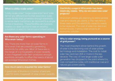 Utility Scale Solar Farms